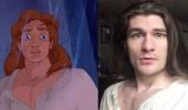 """بالصور..قصة شاب مرض والدته جعل منه أميرًا من أمراء """" ديزني """""""