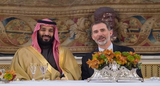 تفاصيل البيان المشترك بين المملكة وإسبانيا