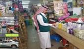 """بالفيديو والصور.. """" التجارة """" تنفذ حملة على محلات أبو ريالين"""