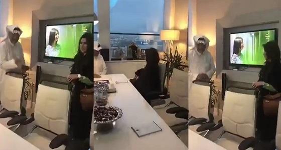 بالفيديو.. جاسم العثمان يوضح حقيقة دعوة حليمة بولند لزيارة المملكة