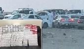 أمن الكويت يطيح بـ 18 شابا يهربون السجائر عبر منفذ سعودي