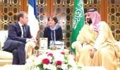 """وسائل الإعلام الفرنسية: """" محمد بن سلمان أحد أهم مفاتيح الشرق الأوسط """""""