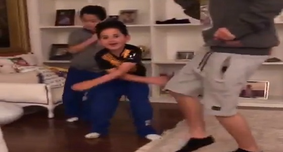 بالفيديو.. أصالة تعلق على رقص أبنائها بطريقة طريفة