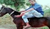 قتل شاب من طبقة فقيرة لامتلاكه حصان