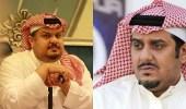 عبد الرحمن بن مساعد يوجه رسالة لرئيس الهلال