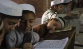 """شاهد.. """" الملاك النائم """" على تلاوة القرآن الكريم"""