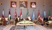 بالصور.. توافد القادة والزعماء العرب إلى الظهران للمشاركة في القمة العربية الـ 29