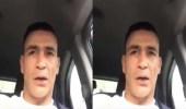 """بالفيديو.. مهنئا إياه برئاسة الزعيم.. الحضري لـ """" الجابر """" : مش هتاخدني عندك"""