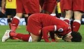 محمد صلاح يواجه أزمة في نهائي دوري أبطال أوروبا