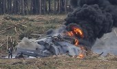 تحطم طائرة هليكوبتر لمشاة البحرية الأمريكية في كاليفورنيا ومقتل طاقمها