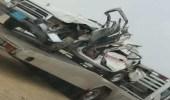 وفاة طالب وإصابة 4آخرون إثر حادث مروري بمحايل عسير