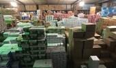 التجارة تضبط 90 ألف منتج إنارة مخالف في 3 مدن