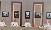 """مكتبة الملك عبدالعزيز تحتضن لقاء نخبويا يناقش تأسيس """" شارع ثقافي """" بالرياض"""