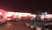 """الهلال الأحمر يوضح تفاصيل حادث طريق """" التربيه – المشيطية """""""
