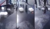 رد السفارة في الأردن على فيديو إتلاف ماء زمزم