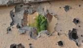 إصابة مواطنة إثر سقوط شظايا مقذوف حوثي بنجران