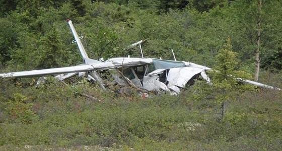 تحطم طائرة نقل ليبية عند حقل الشرارة النفطي
