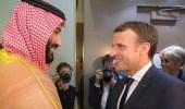 التلفزيون الألماني: ماكرون سيطلب من ولي العهد مشاركة فرنسا برؤية 2030