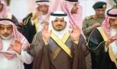 أمير الرياض ونائبه يؤديان صلاة الميت على والدة الأميرة سارة بنت عبدالله بن ثنيان