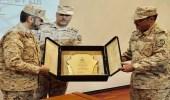 """"""" الحرس الوطني """" يحتفل بتخريج دورتي صواريخ الدفاع الجوي و """" القيادة والسيطرة """""""