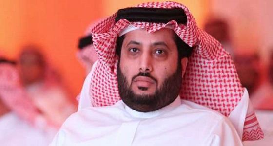 تركي آل الشيخ: نطمح إلى أن يصل عدد الحضور للدوري السعودي لـ ٣ ملايين
