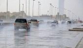 أمطار رعدية مصحوبة بزخات برد على 3 مناطق بالمملكة