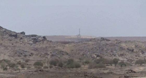"""الجيش اليمني يحرر """" جبال مسعودة """" و """" جبل العر """" وتتجه لتحرير سلسلة """" جبال اليسبل """""""