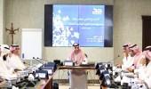 """"""" الغفيص """" يعقد اجتماعه الثاني للعام الجاري ويستعرض تقارير الأداء المالية والتشغيلية"""