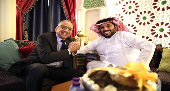 """"""" آل الشيخ """" : ملف قوي لتنظيم مونديال 2026"""