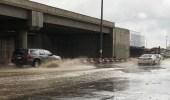 هطول الأمطار على الباحة وبلجرشي