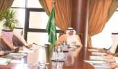 أمير تبوك يترأس اجتماع جمعية الأمير فهد بن سلطان الاجتماعية
