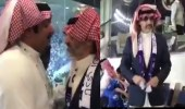 بالفيديو.. الوليد بن طلال يهنئ رئيس الهلال بالدوري