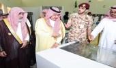 بالصور.. جناح قوات الأمن الخاصة بمعرض آمن بالدرعية يجذب الزوار