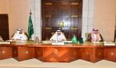 أمير الرياض يرأس جلسة المجلس الأولى لدورته الرابعة لعام 1439