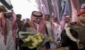 الأمير بدر بن سلطان يستقبل المهنئين بتعيينه أميراً لمنطقة الجوف