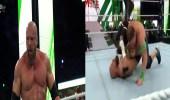 بالفيديو.. جون سينا يتغلب على تريبل إتش في أعظم رويال رامبل