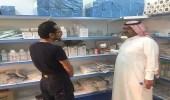 بالصور.. مدير عام الهلال الأحمر يتفقد المراكز الإسعافية بتبوك