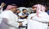 """"""" آل الشيخ """" يرفض استقالة فهد المفرج من الهلال"""