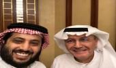 """كبير الأهلاويين يمتدح """" آل الشيخ """" على دعم مسيرة أندية المملكة"""
