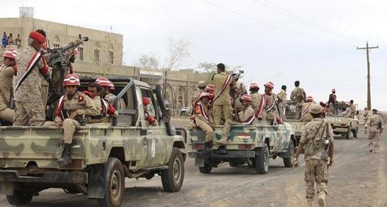 حوثيون يرفعون راية الاستسلام ويخضعون للجيش اليمني في البيضاء