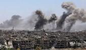 مقتل 17 مدنيا بينهم 6 أطفال في غارات لنظام الأسد بمخيم اليرموك