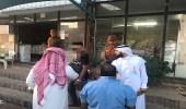 بالصور..شرطة الجوف تضبط وافدين مخالفين لنظامي الإقامة والعمل