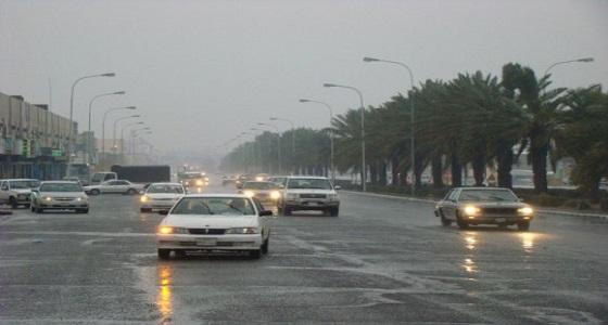 الإنذار المبكر يحذر من أمطار غزيرة على حائل
