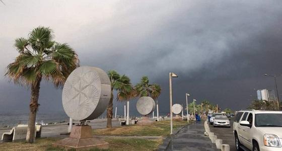 هيئة الأرصاد تتوقع حالة الطقس ليوم الخميس