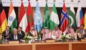 """"""" الجبير """" يفتتح الاجتماع الـ16 للمجلس الاستشاري لمكافحة الإرهاب"""