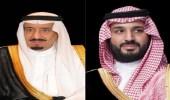 القيادة تعزي الرئيس المصري في ضحايا الحريق بمحطة قطارات رمسيس بالقاهرة