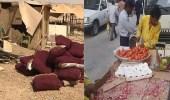 بالصور.. الإطاحة بـ 20 عامل مخالف في الرياض.. وإزالة 12 مسلخ عشوائي