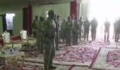 """بالفيديو .. قائد قوات التحالف: """" هدفنا استقرار اليمن ودعم الشرعية ودحر الباغي """""""