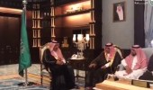 بالفيديو.. أمير الباحة: اللى عنده ابن عم وفزعات يخلي هالموضوع في بيته