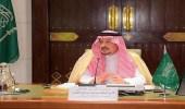 أمير الرياض يرأس الاجتماع الأول لمحافظي المنطقة